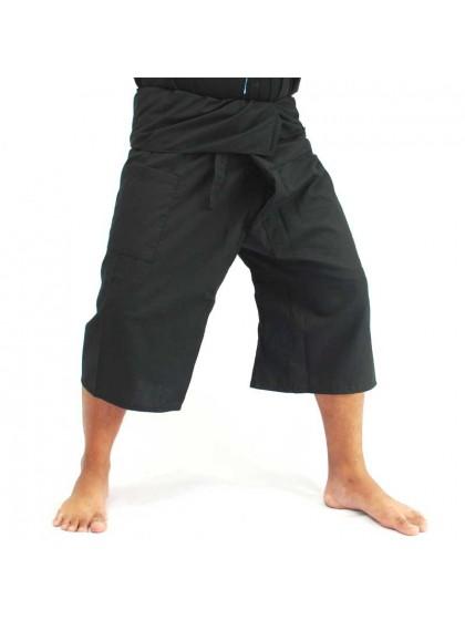 กางเกงเลขาสั้น*ดำ