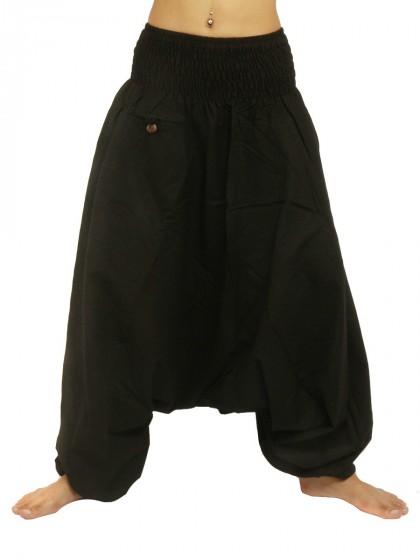 กางเกงอลาดิน*สีดำ