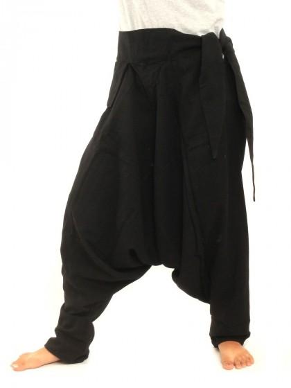 กางเกงอลาดิน  * สีดำ