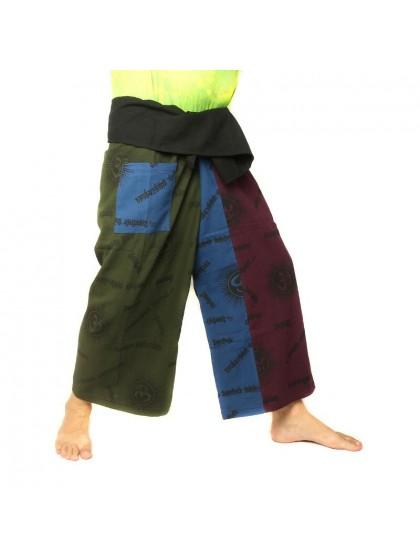 กางเกงเลลายโอม * ต่อหลากสี